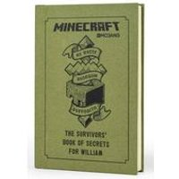 Minecraft: The Survivors Book of Secrets