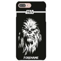 Personalised Chewbacca Paint iphone 6/6s Case