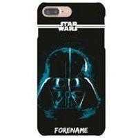 Personalised Darth Vader Paint iPhone 7 Case