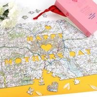 Personalised Mothers Day Puzzle - Landranger