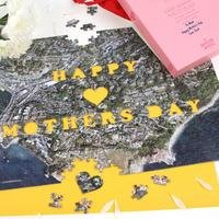 Personalised Mothers Day Puzzle - Aerial