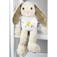 Easter Bunny with Personalised T-Shirt