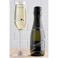 Personalised Prosecco Set