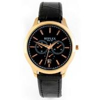 Personalised Mens Rose Gold Tone Watch