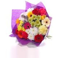 Personalised Rainbow Bouquet