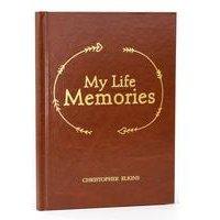 My Lifes Memories Journal
