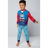 Boys Personalised Thomas and Friends Pyjamas