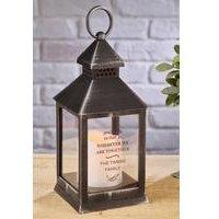 Personalised LED Lantern