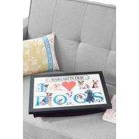 Personalised I Love Dogs Lap Tray