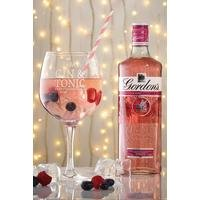 Personalised Pink Gin Set