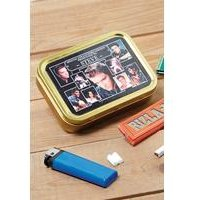 Personalised Legends Tobacco Tin