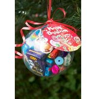 Personalised Retro Sweetie Bauble
