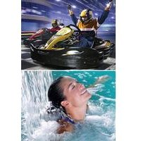 Thrills and Chills (Pamper Treat and 50 Lap Karting) Twin Pack