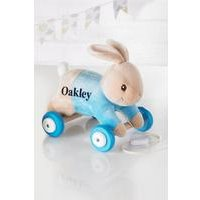Personalised Peter Rabbit Pull-Along