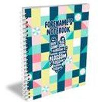 Personalised Powerpuff Girls Blossom A4 Notebook