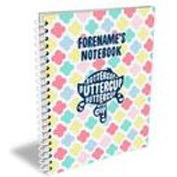 Personalised Powerpuff Girls Buttercup A4 Notebook
