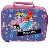 Personalised Powerpuff Girls Girls Rock Lunch Bag