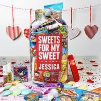 Personalised Large Sweets for my Sweet Jar
