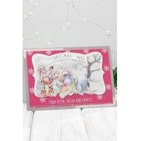 Personalised Winnie The Pooh Cards