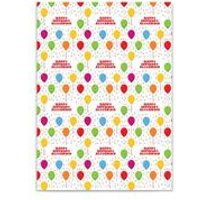 Personalised Balloons Gift Wrap