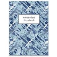 Personalised Abstract Notebook