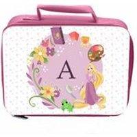 Personalised Disney Princess Rapunze Initial Lunch Bag