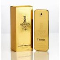 Personalised Paco Rabanne 1 Million EDT Spray