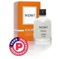 Personalised Joop WOW 100ml Aftershave Lotion