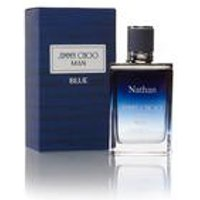 Personalised Jimmy Choo Man Blue 50ml EDT