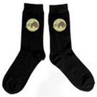 Personalised Mens Fathers Day Sloth Socks