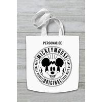 Mickey Mouse 1928 Original Personalised Tote Bag