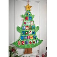 Personalised Christmas Tree Advent Calendar