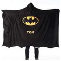 Batman Adult Hooded Blanket - Batman Cape
