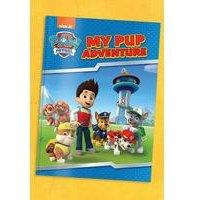 Personalised Paw Patrol Pit Crew Pups Book