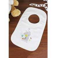 Personalised Tiny Tatty Teddy Cuddle Bug 0-3 Months Bib