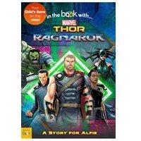Personalised Thor Ragnarok - Hardback Book