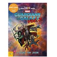 Personalised Guardians of the Galaxy Vol 2 - Softback Book
