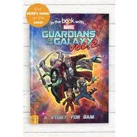 Personalised Guardians Of The Galaxy Vol 2 - Hardback Book