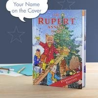 Personalised The Rupert Annual Book