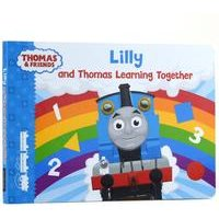 Personalised Thomas and Friends Learning Together Book