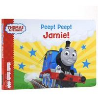Personalised Peep! Peep! Thomas and Friends Book