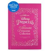 Personalised Disney Princess Ultimate Collection - Deluxe Book