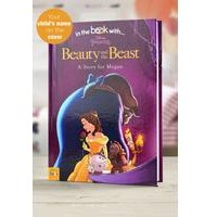 Personalised Beauty and the Beast - Hardback Book