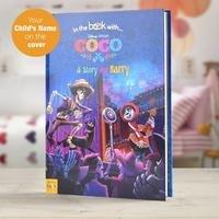 Personalised Coco - Softback Book