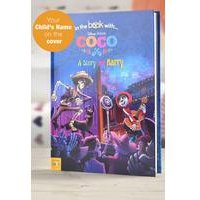 Personalised Coco - Hardback Book