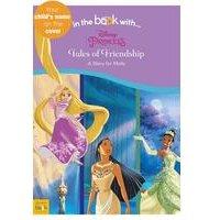 Personalised Disney Princesses: Tales of Friendship - Softback Book