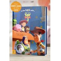 Personalised Toy Story 3 - Hardback Book