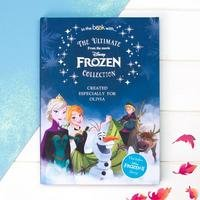 Personalised Disney Frozen Ultimate CollectionBook