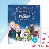 Personalised Disney Frozen Ultimate CollectionDeluxe Book