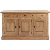 Big Oak 3 Door Sideboard